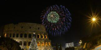 Capodanno Roma concertone