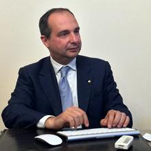 Remo Pannain, Avvocato difensore del costruttore Sergio Scarpellini