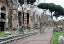L'Unico Quotidiano Roma-fori imperiali