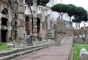 L'Unico Quotidiano Roma-fori imperiali