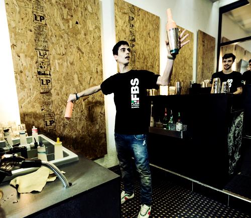 corso professional bartender