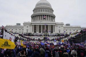 trump manifestazioni